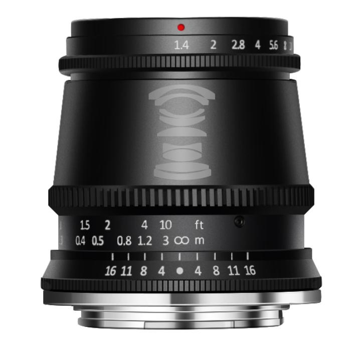 Obiektyw TTArtisan 17 mm f/1,4