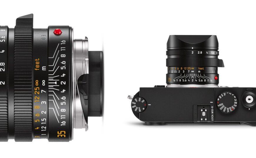 Obiektyw Leica APO-Summicron-M 35 mm F/2 ASPH