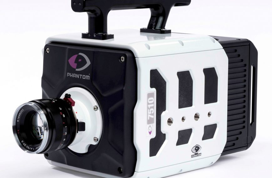 Nowe kamery Phantom TMX high-speed: do1,75 miliona klatek nasekundę