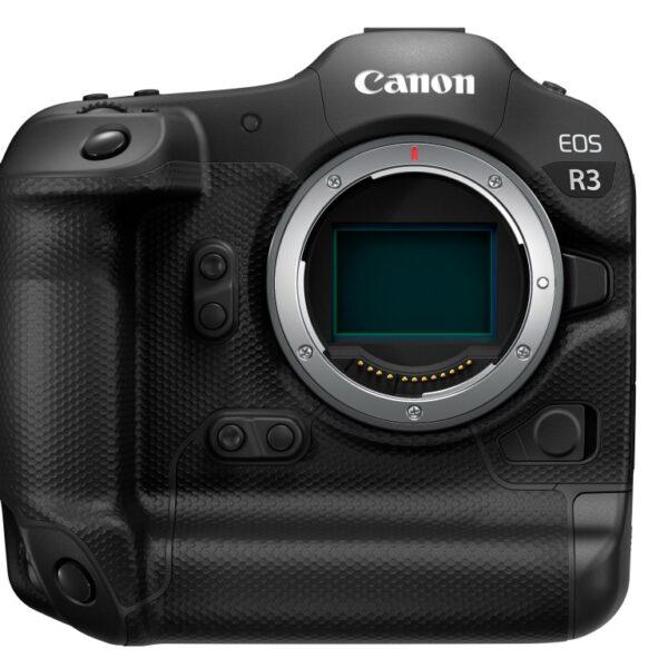 Canon EOS R3 prawdopodobnie będzie miał matrycę orozdzielczości 24 milionów pikseli