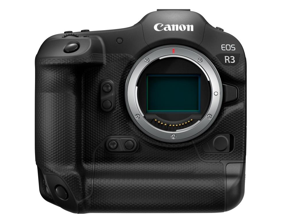 Canon EOS R3 prawdopodobnie będzie miał matrycę o rozdzielczości 24 milionów pikseli