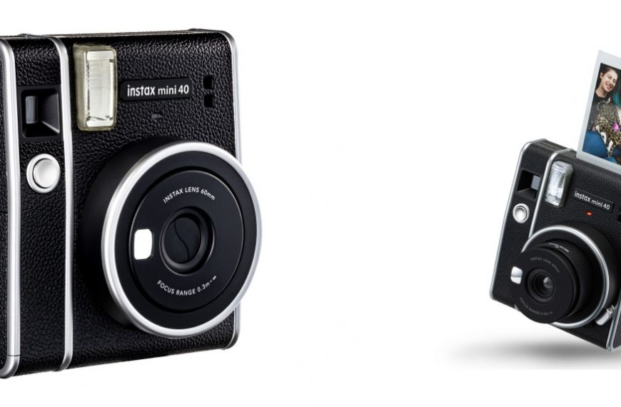 Aparat Fujifilm Instax Mini 40