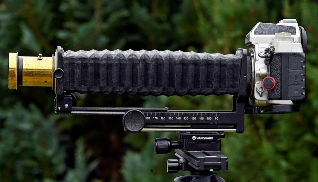 Nikon-Df-Bellows-Brass-Lens