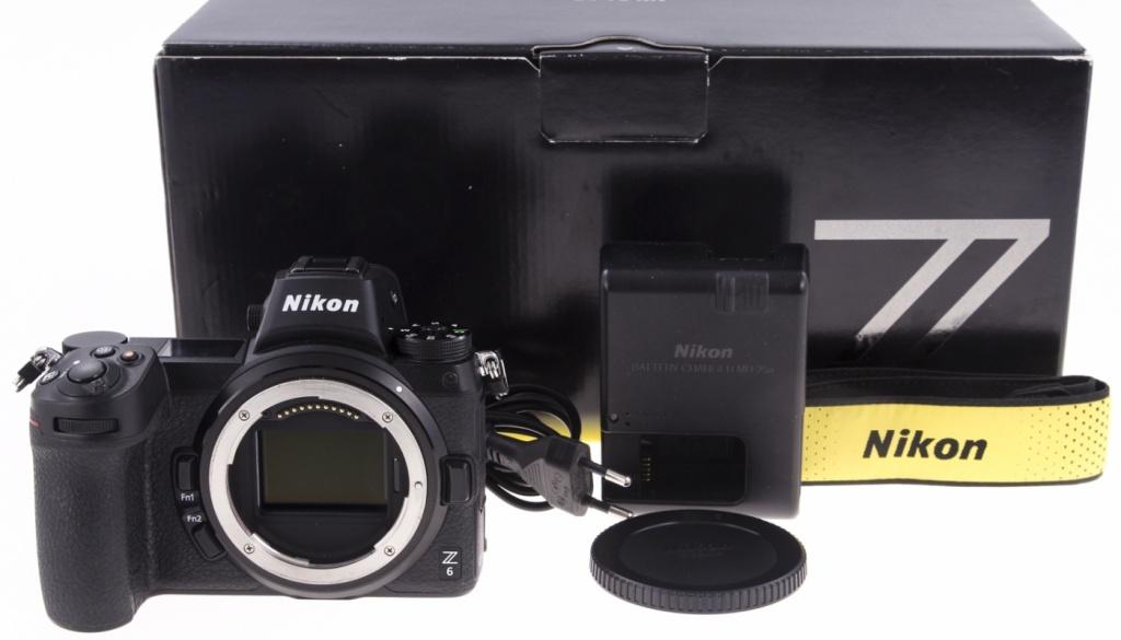 Niedozwolona kombinacja, którawpewnym stopniu działa: Nikon Z6 + Techart TZE-01 + Sony LA-EA3 + obiektywy Minolta/Sony A