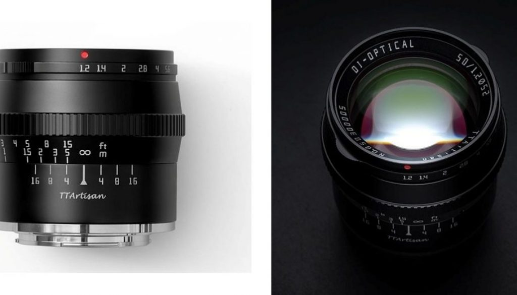 TTArtisan-50mm-f1.2-APSC-NikonZ-LeicaL-Main