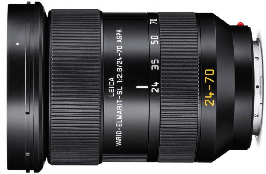 Obiektyw Leica Vario-Elmarit-SL 24-70mm F/2.8 ASPH wmocowaniu L