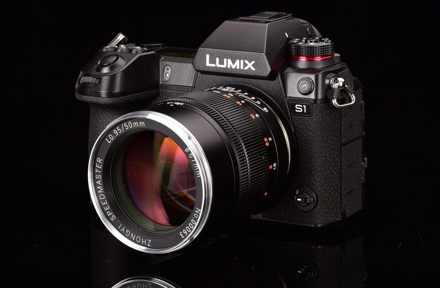 Zhong Yi dodaje dogamy mocowań obiektywu Mitakon Speedmaster 50mm F/0.95 III wersję zbagnetem Leica L
