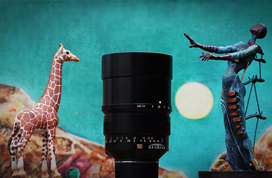 TTArtisan 90mm F1.25 M: in the realm of dreams
