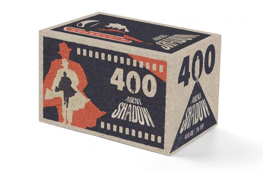 Kosmo Foto uruchamia naplatformie Kickstarter zbiórkę nainspirowany stylem noir małoobrazkowy film czarno-biały film oczułości ISO 400