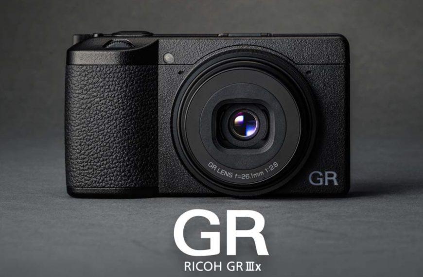 Aparat Ricoh GR IIIx