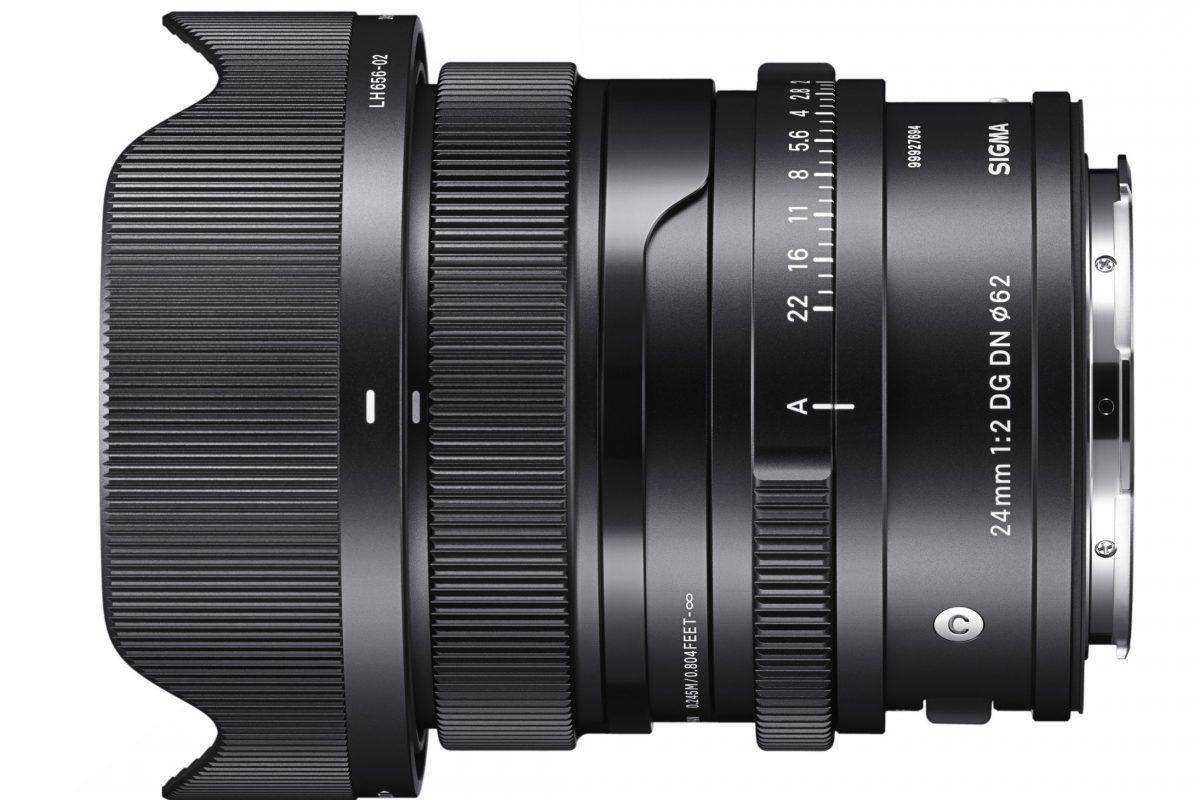 Obiektywy Sigma 24mm F2 i90mm F2.8 DG DN 'Contemporary'