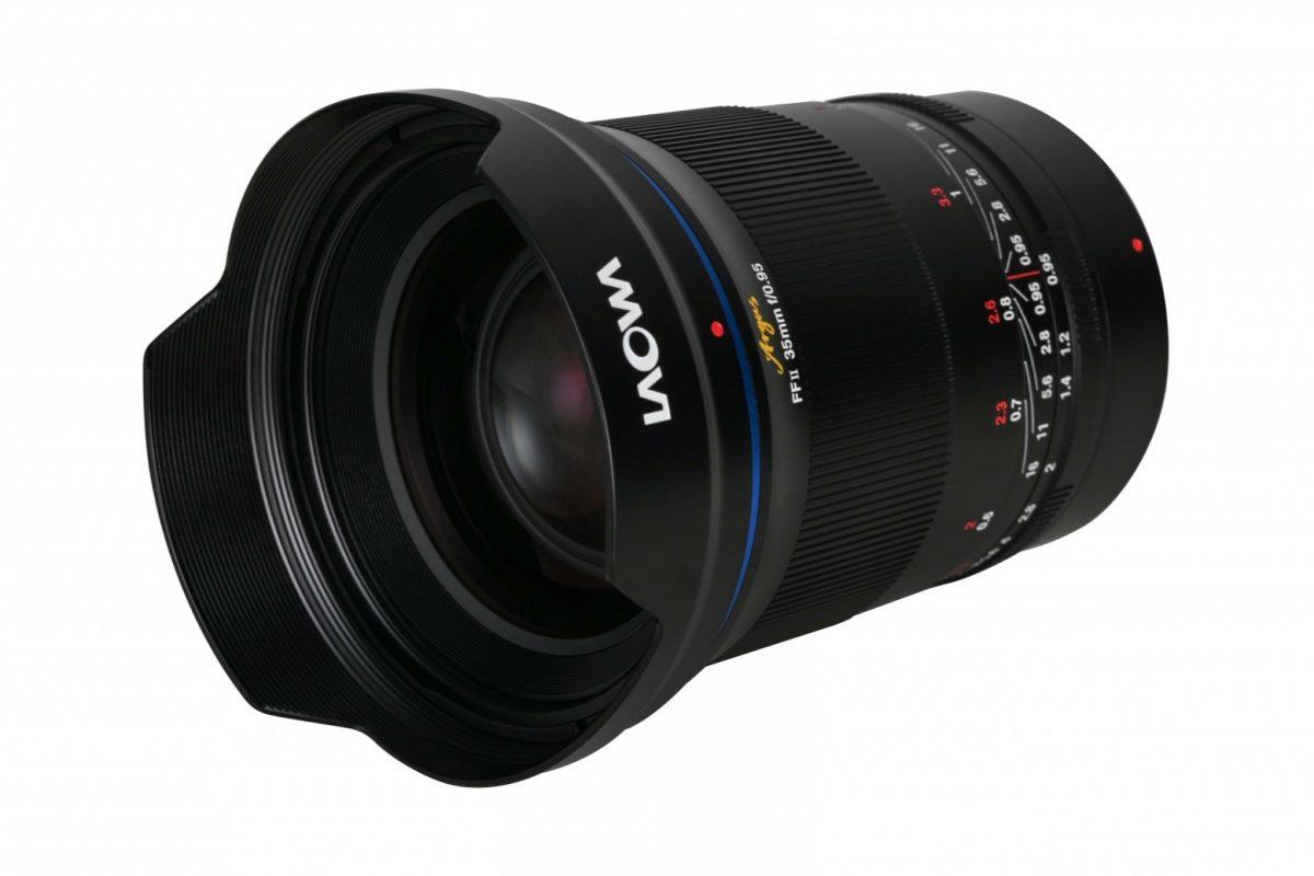 Firma Venus Optics wprowadza najjaśniejszy pełnoklatkowy obiektyw 35 mm – Laowa Argus 35mm F0.95