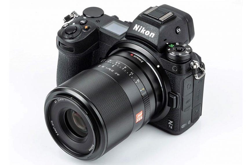 Obiektyw Viltrox 35mm F1.8 z autofokusem w mocowaniu Nikon Z