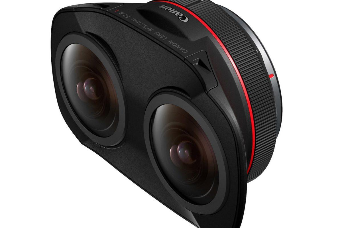 Obiektyw Canon 5.2mm F2.8 Dual Fisheye