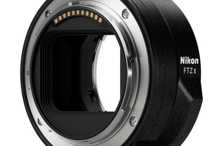 Adapter Nikon FTZ II