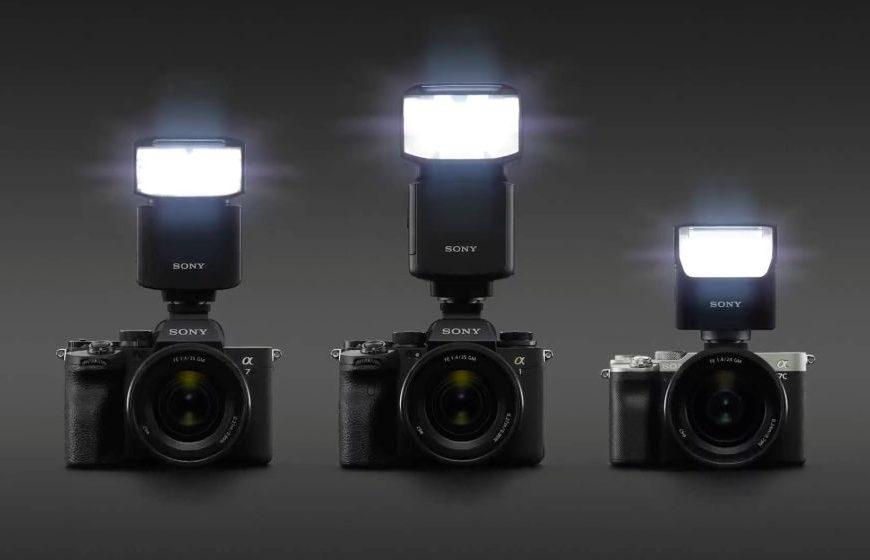 Bezprzewodowe lampy błyskowe Sony HVL-F60RM2 iHVL-F46RM